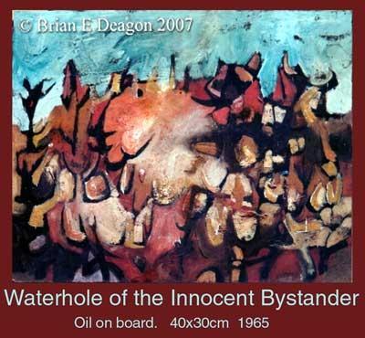 Waterhole of the Innocent Bystander