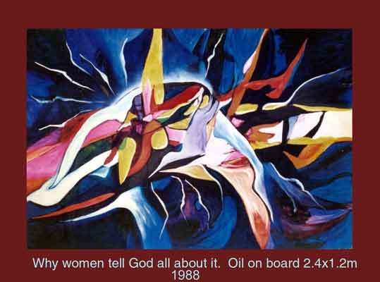 Why Women tell God all about it