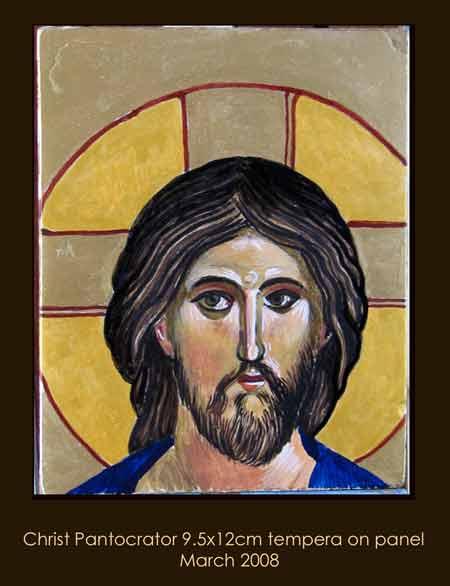 The Christ Pantocrator