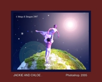 chloe-and-jackie-on-top-of-the-world