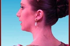 gabrielle as lady capulet