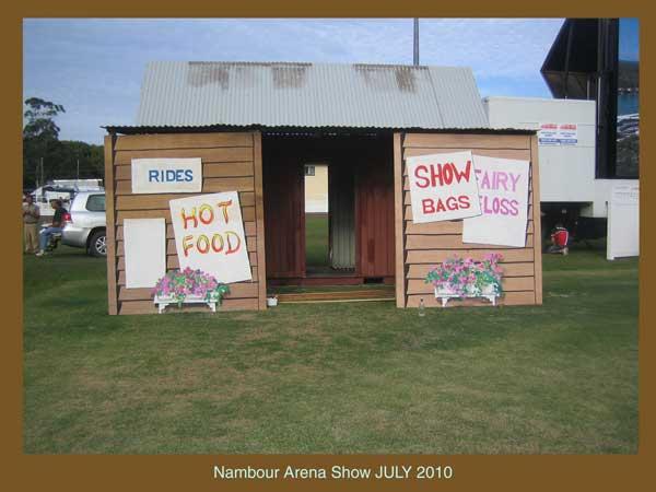 nambour-arena-show